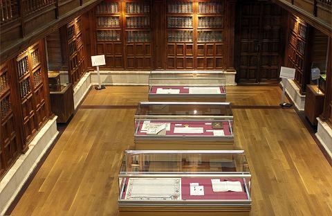 Archivo General de Simancas. Interior